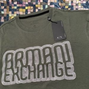 A/X Armani Exchange Mens Tee 2020 Collection